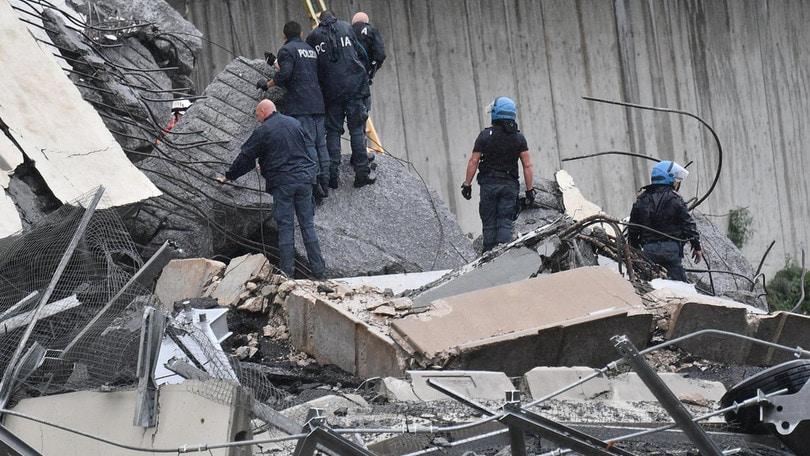 Crollo ponte a Genova, Salvini: «Accerteremo le responsabilità»