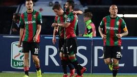 Serie C, rinviate Pontedera-Novara, Pro Piacenza-Siena, Pro Vercelli-Piacenza e Ternana-Rimini