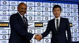 Inter, Spalletti rinnova fino al 2021: «Rafforzato il patto dei desideri»