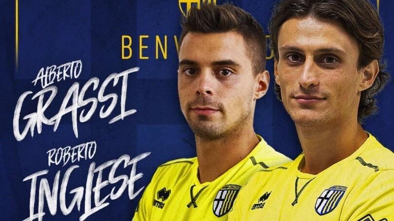 Calciomercato Parma, ufficiale: dal Napoli Grassi e Inglese