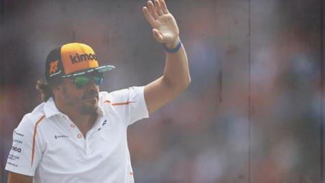 Fernando Alonso, leggenda della Formula 1
