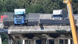 Ponte Morandi, il giorno dopo la tragedia di Genova