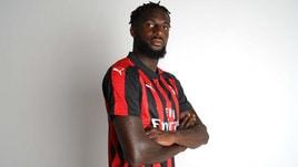 Bakayoko: «Il Milan ha vinto più della Juve»