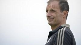 Allegri ha scelto, la Juventus giocherà con il 4-4-2