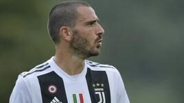 Chievo-Juventus, fischi per Bonucci