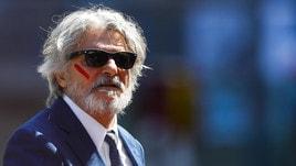 Sampdoria-Fiorentina, Ferrero chiede il rinvio per la tragedia di Genova