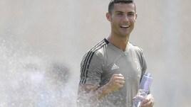 Juventus, otto gol all'U23: apre Cristiano Ronaldo
