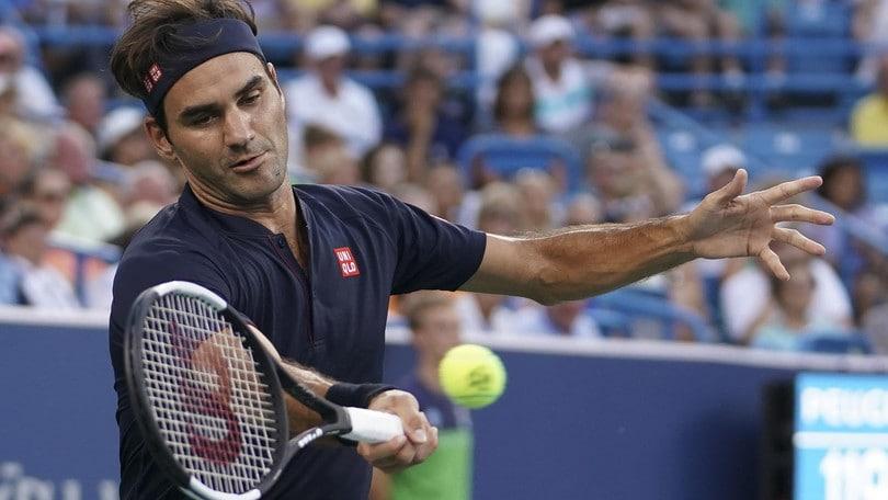 Cincinnati, avanti Federer e Djokovic