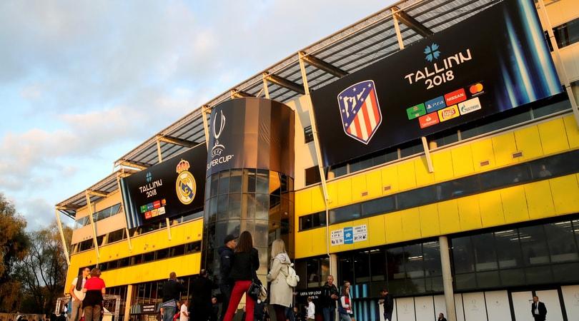 Supercoppa Europea 2018, Real Madrid-Atletico Madrid: dove vederla in tv