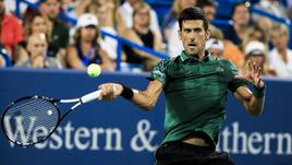 Tennis: Cincinnati, Djokovic avanza
