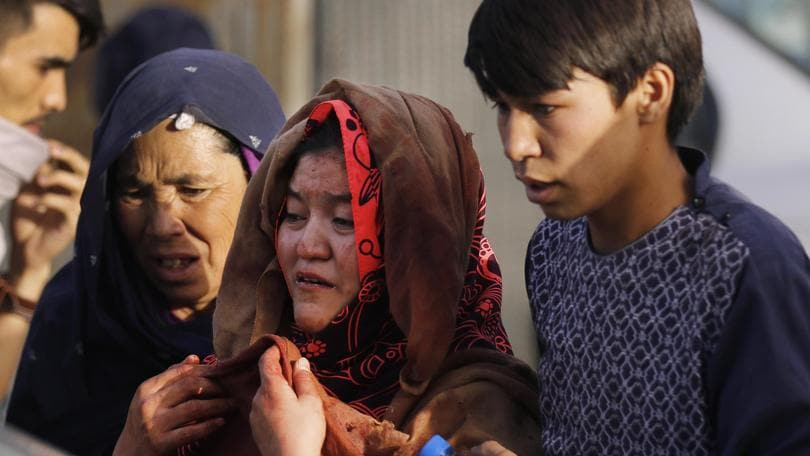 Strage di studenti a Kabul, 48 uccisi