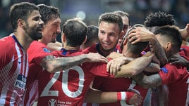 Real Madrid-Atletico 2-4 d.t.s.: la Supercoppa Europea a Simeone