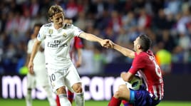 Butragueño: «L'Inter? Modric vuole restare al Real Madrid»