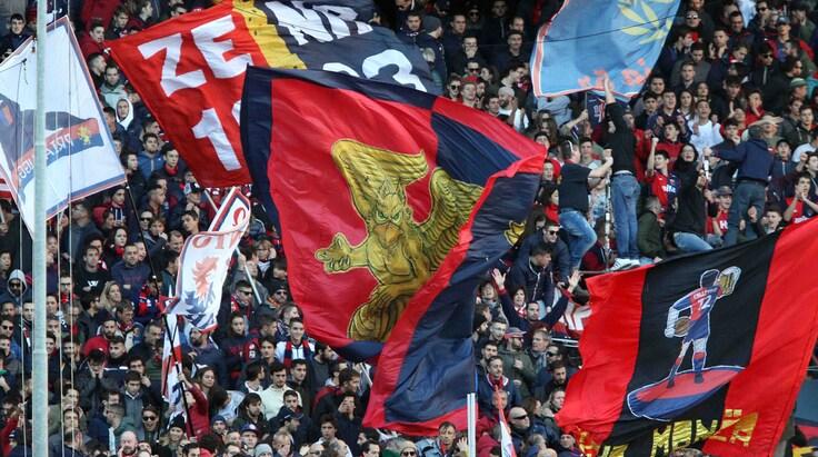 Milan-Genoa, tifosi rossoblù rinunciano alla trasferta