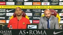 Nzonzi: «Roma, voglio vincere». Monchi: «Zaniolo, idea prestito»