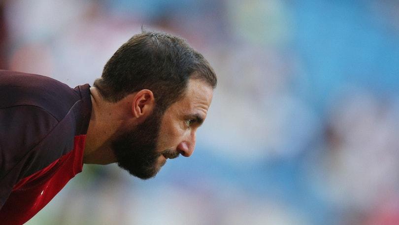 Serie A, capocannoniere: per i bookies Higuain sfida CR7