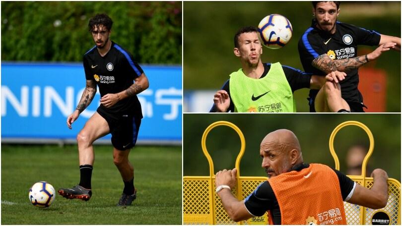 Il sogno Modric non distrae l'Inter: Spalletti punta il Sassuolo