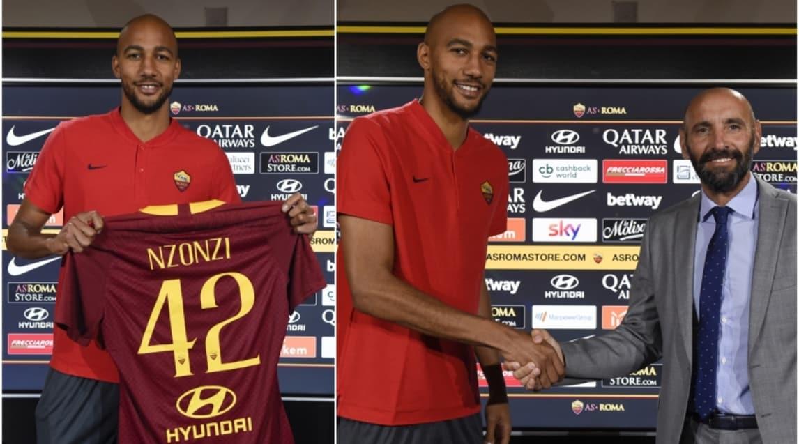 Il 29enne centrocampista francese, neo campione del mondo, è arrivato dal Siviglia:«Voglio alzare dei trofei»