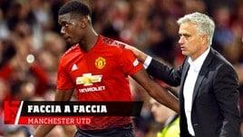 Manchester United, Mou-Pogba ancora scintille