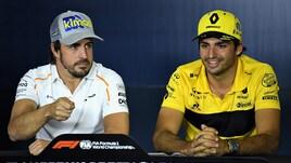 F1, McLaren: Sainz dal 2019