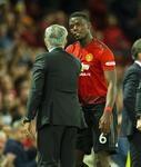 United: alta tensione Mourinho-Pogba