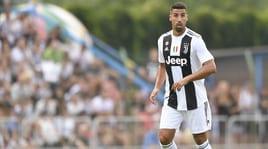 Juventus, Khedira: «Fantastico giocare ancora con Cristiano Ronaldo»