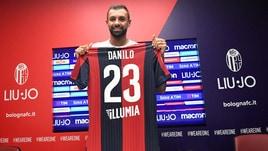 Bologna, presentato Danilo: avrà il numero 23