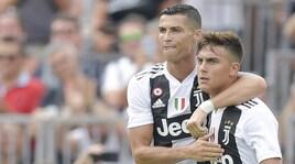 Serie A al via. A Verona misure antiterrorismo per Cristiano Ronaldo