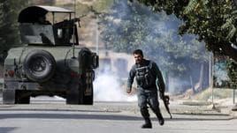 Finito attacco a base intelligence Kabul