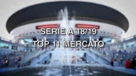 Serie A, la TOP11 del mercato