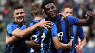 Atalanta-Hapoel Haifa 2-0, Zapata e Cornelius in gol: ora il Copenaghen