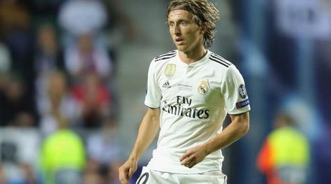 «Perez ha deciso: il Real denuncia l'Inter per Modric»