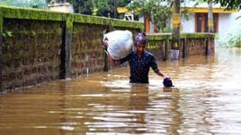 Kerala, 114 morti per inondazioni