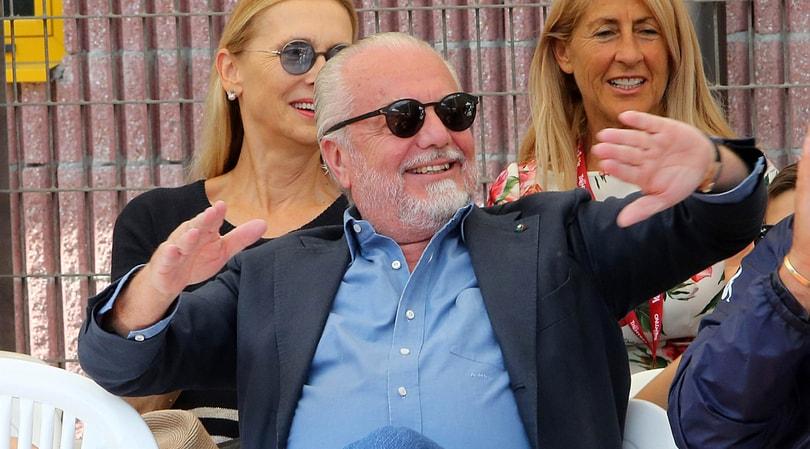 De Laurentiis: «Offrii 60 milioni per Alisson. Il Napoli? Sì, ora è più forte»