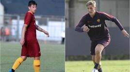 Roma, Coric e Zaniolo via in prestito