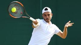 Tennis, Vancouver: Fabbiano fuori al secondo turno