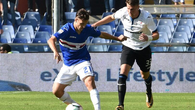 Calciomercato Sampdoria, Verre in prestito al Perugia