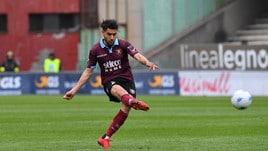 Calciomercato Salernitana, Pucino prolunga fino al 2021