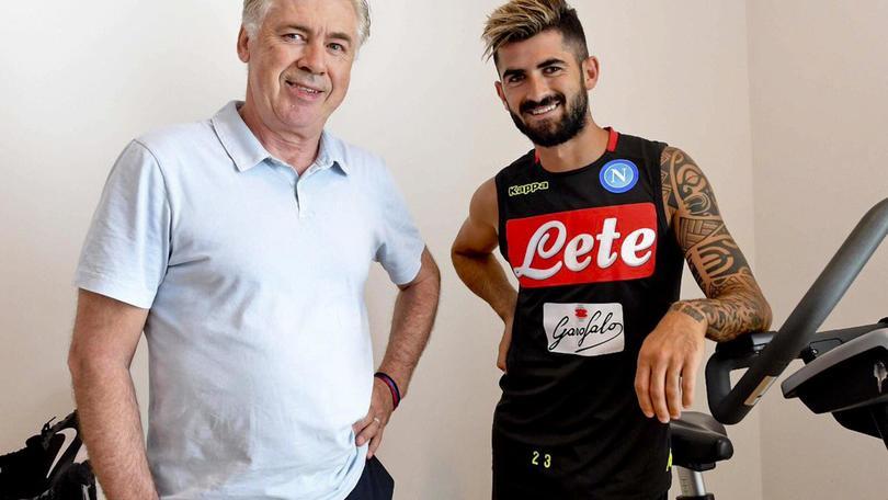 Ancelotti,'gruppo Napoli di qualità'