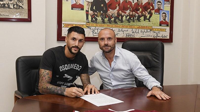 Calciomercato Torino, ufficiale: ha firmato Roberto Soriano