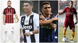 La Serie A 2018/2019 squadra per squadra