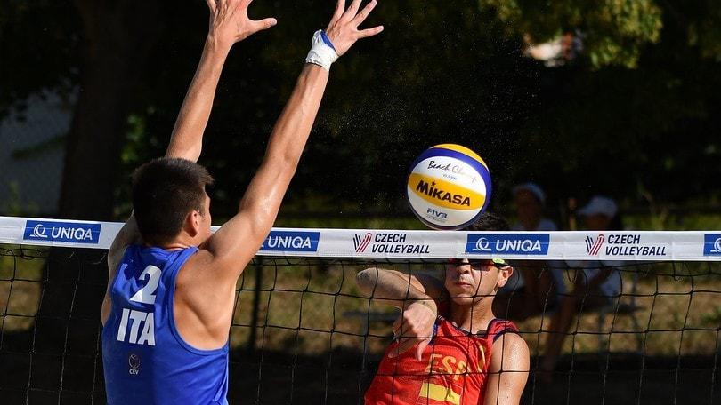 Beach Volley: Europei Under 18, le coppie italiane vanno avanti