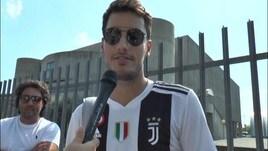 Tifosi Juve, l'esordio di Cr7 in Serie A: