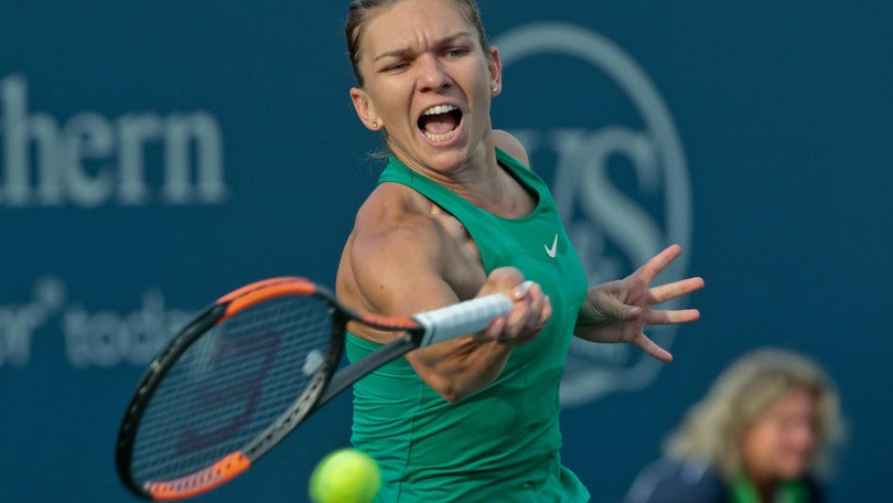 Cincinnati, semifinali Halep-Sabalenka e Kvitova-Bertens