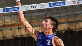 Beach Volley: Europei Under 18, le coppie azzurre si fermano agli ottavi