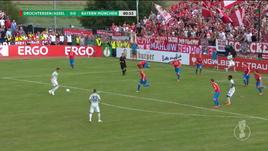 Drochtersen Assel-Bayern Monaco 0-1, gli highlights