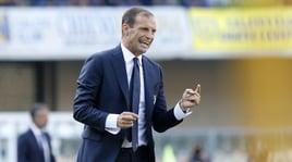 Juventus, Allegri: «Impressionato da Cristiano Ronaldo»