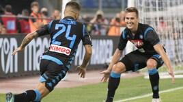 Rimonta Napoli: Lazio ko 2-1 all'Olimpico