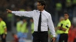 Lazio, Inzaghi: «Con il Napoli sconfitta immeritata»