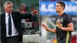 Carlo e Ronaldo semplicemente